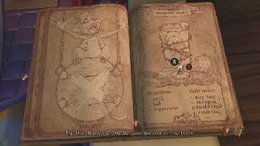 angelsk playing The Book of Unwritten Tales 2