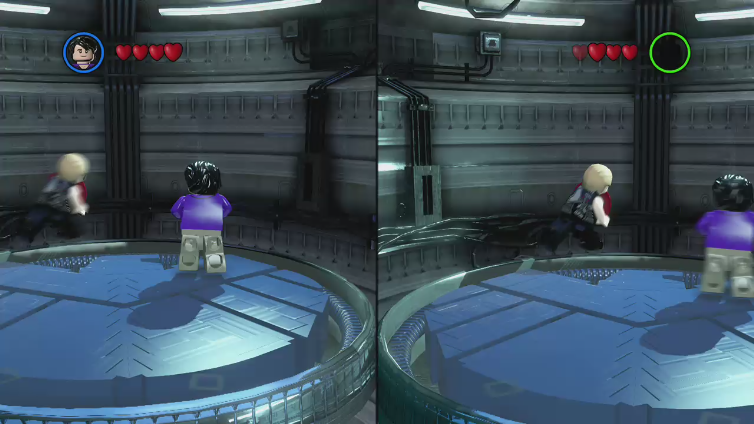 SiLeNt SiC playing LEGO Marvel Super Heroes