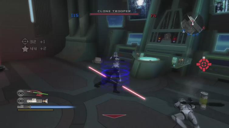 tman200702 playing Star Wars Battlefront II